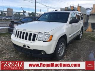 Used 2010 Jeep Grand Cherokee Laredo 4D Utility for sale in Calgary, AB
