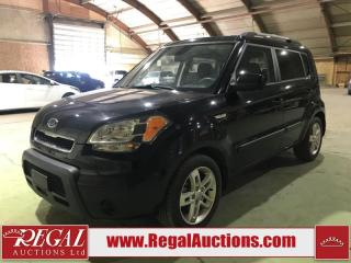 Used 2011 Kia Soul 2.0L 2U 4D Hatchback for sale in Calgary, AB