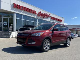 Used 2016 Ford Escape Titanium AWD | PANOROOF | NAVI for sale in Winnipeg, MB