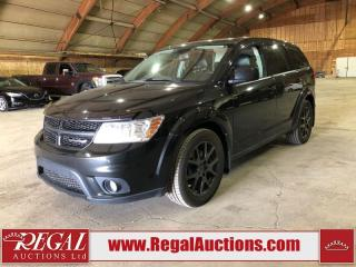 Used 2013 Dodge Journey R/T RALLYE 4D UTILITY 4WD for sale in Calgary, AB