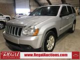 Photo of Silver 2010 Jeep Grand Cherokee