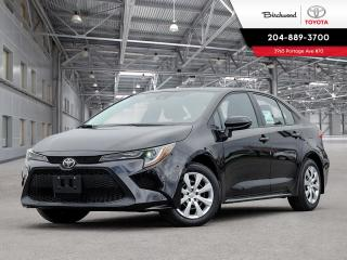 New 2020 Toyota Corolla LE Lease $120 b/w plus taxes! for sale in Winnipeg, MB