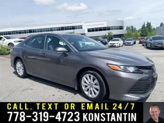 Used 2019 Toyota Camry LE - $176 B/W for sale in Maple Ridge, BC