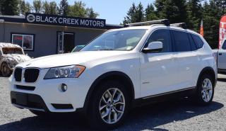 Used 2013 BMW X3 28i for sale in Black Creek, BC