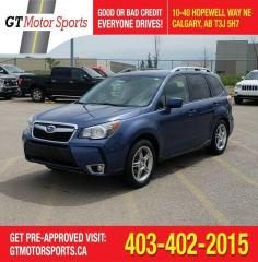 Used 2014 Subaru Forester XT Limited for sale in Calgary, AB
