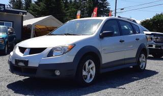 Used 2004 Pontiac Vibe for sale in Black Creek, BC