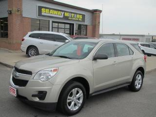 Used 2015 Chevrolet Equinox LS 2WD for sale in Brockville, ON