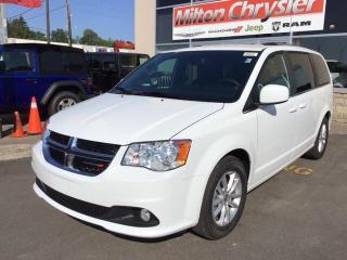 New 2020 Dodge Grand Caravan PREMIUM PLUS / DVD / NAV / POWER SLIDING DOOR for sale in Milton, ON