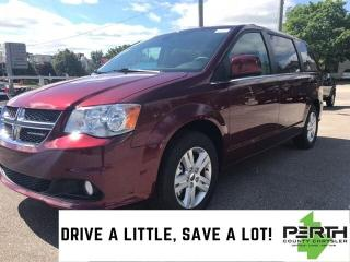 New 2020 Dodge Grand Caravan Crew Plus | Leather | DVD | Navigation | Power Doo for sale in Mitchell, ON