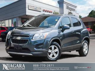 Used 2014 Chevrolet Trax 2LT for sale in Niagara Falls, ON