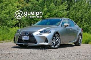 Used 2019 Lexus IS 300 AWD, Ventilated Seats, 3M Protection for sale in Guelph, ON