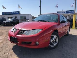 Used 2005 Pontiac Sunfire SL for sale in Whitby, ON