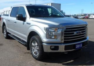 Used 2015 Ford F-150 Remote Start|Camera|Tonneau Cover|Crew Cab for sale in Brandon, MB