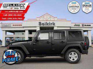 Used 2011 Jeep Wrangler Unlimited 70th Anniversary for sale in Selkirk, MB