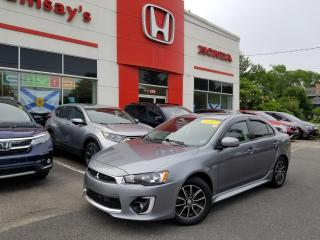 Used 2017 Mitsubishi Lancer GTS for sale in Sydney, NS
