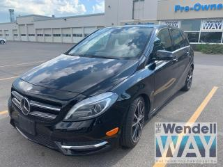 Used 2014 Mercedes-Benz B250 B 250 Sports Tourer NAV/ROOF for sale in Kitchener, ON