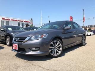 Used 2013 Honda Accord Sedan Sport - Bluetooth - Rear camera for sale in Mississauga, ON