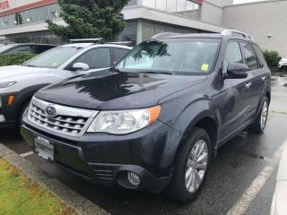 Used 2012 Subaru Forester 2.5X Touring, Local, One Owner, Rare Manual! for sale in North Vancouver, BC