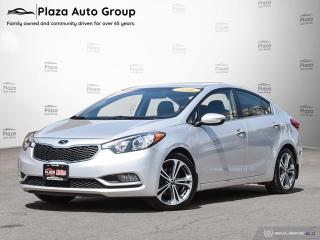 Used 2016 Kia Forte SX | LOADED | SUNROOF | 7 DAY EXCHANGE for sale in Richmond Hill, ON