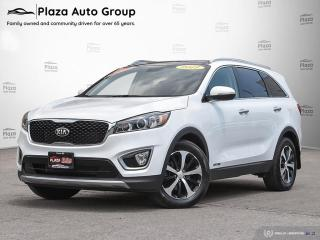 Used 2017 Kia Sorento EX+ | PANO ROOF | 7 DAY EXCHANGE for sale in Richmond Hill, ON
