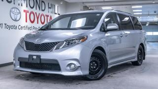 Used 2017 Toyota Sienna 5DR SE 8-PASS FWD for sale in Richmond Hill, ON