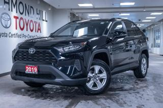 Used 2019 Toyota RAV4 4DR AWD LE for sale in Richmond Hill, ON