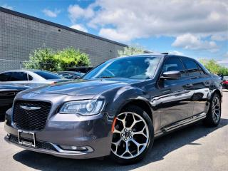 Used 2016 Chrysler 300 S|PANORAMIC|HEATED SEATS|NAVIGATION|REAR CAM! for sale in Brampton, ON