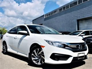 Used 2018 Honda Civic Sedan  SUNROOF HEATED SEATS LANE WATCH ADAPTIVE CRUISE REAR VIEW! for sale in Brampton, ON
