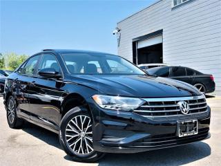 Used 2019 Volkswagen Jetta |HIGHLINE|PUSH START|HEATED SEATS|SUNROOF|APPLE CARPLAY for sale in Brampton, ON