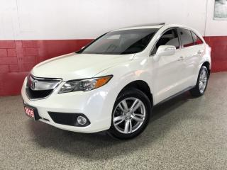 Used 2015 Acura RDX AWD TECH PKG NAVIGATION CAMERA BLUETOOTH SUNROOF for sale in North York, ON