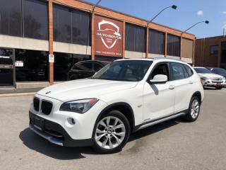 Used 2012 BMW X1 AWD 28i PANO-ROOF NAVIGATION BLUETOOTH for sale in North York, ON