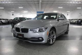 Used 2017 BMW 3 Series 320i xDRIVE I NAVIGATION I REAR CAM I SUNROOF I HEATED SEATS for sale in Mississauga, ON