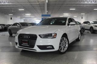 Used 2014 Audi A4 PROGRESSIV I NAVIGATION I SUNROOF I LEATHER I HEATED SEATS for sale in Mississauga, ON