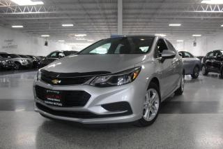 Used 2017 Chevrolet Cruze BIG SCREEN I REAR CAM I HEATED SEATS I PUSH START for sale in Mississauga, ON