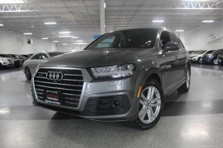 Used 2017 Audi Q7 S-LINE TECHNIK I NAVIGATION I PANOROOF I REAR CAM I BOSE for sale in Mississauga, ON