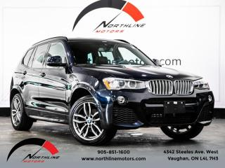 Used 2017 BMW X3 xDrive28i|M-Sport|Navigation|Heads Up Disp|Drivers Assist for sale in Vaughan, ON