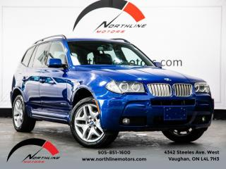 Used 2009 BMW X3 xDrive 30i|M-Sport|Pano Roof|Parking Sensor|Heated Leather for sale in Vaughan, ON