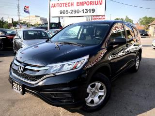 Used 2016 Honda CR-V AWD Camera/Heated Seats/Bluetooth&GPS* for sale in Mississauga, ON