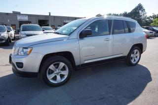 Used 2011 Jeep Compass Sport Cruise Control Certified 2 Year Warranty for sale in Milton, ON