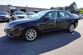 Used 2011 Ford Fusion SEL LEATHER BLUETOOTH CERTIFIED 2 YEAR WARRANTY for sale in Milton, ON