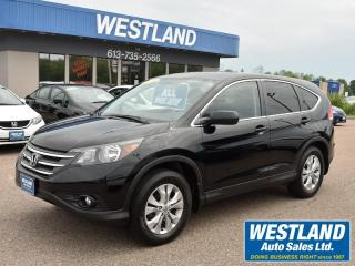 Used 2014 Honda CR-V EX AWD for sale in Pembroke, ON
