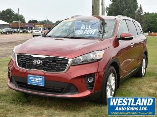 Used 2019 Kia Sorento LX V6 AWD 7Passenger for sale in Pembroke, ON