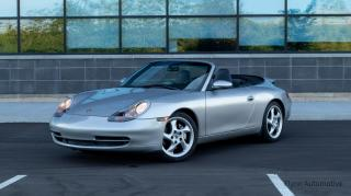 Used 1999 Porsche 911 Carrera 4 Cabriolet IMS Uprade, 6SPD, 2 Tops for sale in St. Catharines, ON