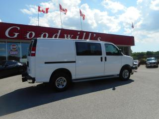 Used 2018 GMC Savana CARGO! BACKUP CAM! BAL. OF FACT. WARRANTY! for sale in Aylmer, ON