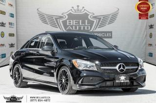 Used 2017 Mercedes-Benz CLA-Class CLA 250, AWD, AMG, NAVI, REAR CAM, B.SPOT, PUSH for sale in Toronto, ON