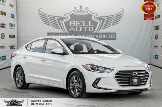 Used 2017 Hyundai Elantra GL, NO ACCIDENT, REAR CAM, HEATED SEAT, SENSORS, BLUETOOTH for sale in Toronto, ON