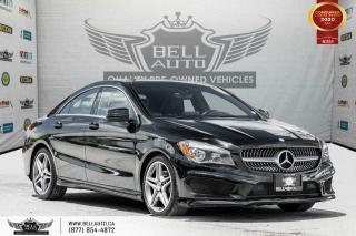 Used 2016 Mercedes-Benz CLA-Class CLA 250, NO ACCIDENT, AWD, NAVI, REAR CAM, B.SPOT for sale in Toronto, ON