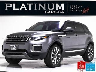 Used 2017 Land Rover Evoque HSE, AWD, NAV, PANO, CAM, HEATED SEATS for sale in Toronto, ON