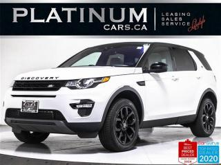 Used 2017 Land Rover Discovery Sport HSE AWD, NAV, PANO, CAM, HEATED SEATS for sale in Toronto, ON