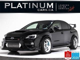 Used 2016 Subaru WRX STI Sport,MANUAL,GARRETT TURBO,COBB ACCESSPORT for sale in Toronto, ON